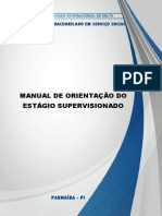 Novo Manual Estagio
