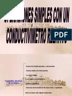 Conductivimetro