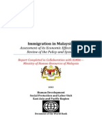 Immigration in Malaysia