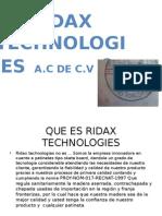 Ridax Technologies