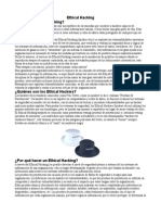 Informe Ethical Hacking