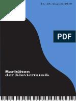 Programm 2010