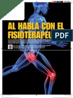 23º Al habla con el Fisioterapeuta 5 (Planeta Running).
