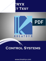 Control Systems KST