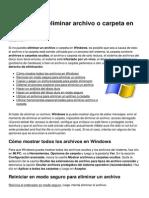 No Se Puede Eliminar Archivo o Carpeta en Windows 110 Ne7pnx