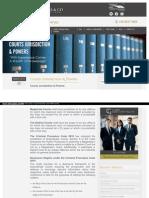 Courts Jurisdiction & Powers