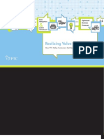 Realizing Value with PTC