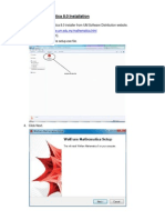 Manual for Mathematica 8