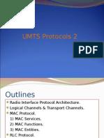 UMTS Protocols 2