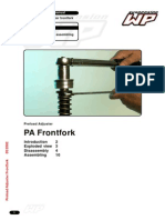 Front Forks Assembly
