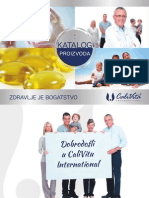 CaliVita Katalog Proizvoda 2015