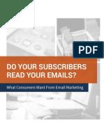 Technologyadvice Email Marketing Survey 65e
