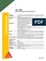 Sika PDS E Plastomix -250