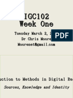 DIGC102 Week 1 Introduction 010310 Slides