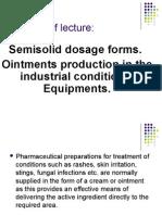Semisolid