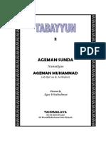 Ageuman Sunda