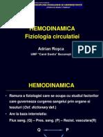 11 Hemodinamica I Suport