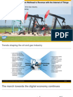 Connected Oilfield and the Internet of Things in Oil & Gas