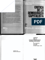 S. Moore - Critica de la Democracia Capitalista.pdf