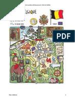 Cuaderno de Viaje Bélgica Para Mollerussa