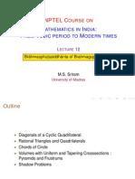 12 Brahmasphutasiddhanta II (MSS)