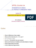34 Trigonometry II (MSS)