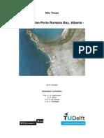 Master Plan Porto Romano Bay Albania