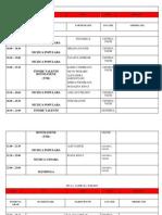 Program Summer Fest 2015