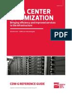 Cdwg Data Center Reference Guide