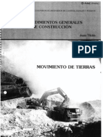 Moviminetos de Tierras parte 1