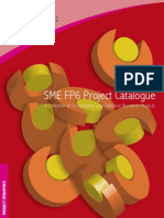 SME FP6 Project Catalogue