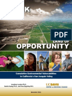 Air,Quality.land of Risk.land of Opportunity