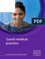 Good Medical Practice - English 0914