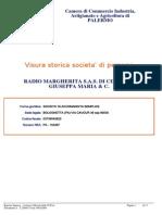 Visura Storica Radio Margherita