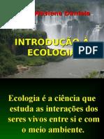 Introdução a Ecologia