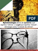 Slides Da Aula Epistemologia