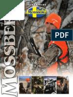 2010 Mossberg Catalog