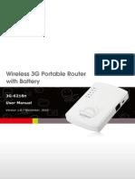 3G 6218n Manual