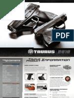 2010 Taurus Catalog