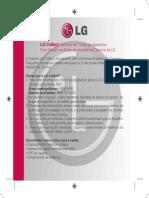 Manual Celular LG