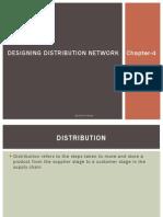 SCM CH-4 Designing Distribution Networks and Online Sales