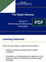 Digital Catch Up Session 5 June 2013
