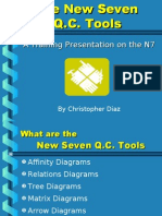 The New Seven Q.C. Tools