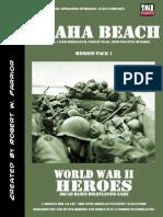 237751835 D20 Modern World War II Heroes Omaha Beach