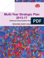 Comprehensive Multi Year Plan - UIP in India