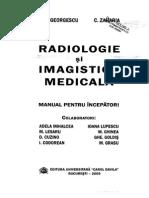 Radiologie Si Imagistica Medicala - S.a. Georgescu