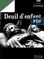 Revue Littoral Deuil