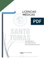Licencias Medicas