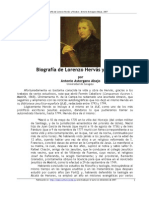 Astorgano Biografia Hervas