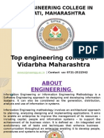 Top Engineering College in Vidarbha Maharashtra